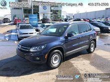 2015 Volkswagen Tiguan Comfortline  - Certified - $196.96 B/W