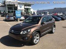 2015 Volkswagen Tiguan Highline  - $140.22 B/W