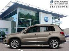 2015 Volkswagen Tiguan Highline  - $153.25 B/W