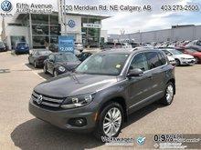 2015 Volkswagen Tiguan Highline  - Certified - $204.16 B/W