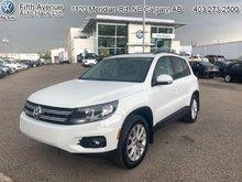 2015 Volkswagen Tiguan Comfortline  - Certified - $168.19 B/W