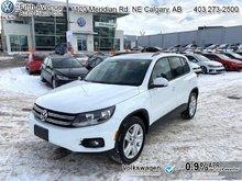 2016 Volkswagen Tiguan Comfortline  - Certified - $175.38 B/W