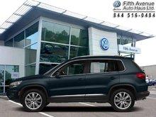 2017 Volkswagen Tiguan Comfortline  - Sunroof - $236.32 B/W