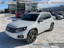 2017 Volkswagen Tiguan Highline  - Certified - $229.34 B/W