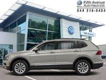2019 Volkswagen Tiguan Trendline 4MOTION