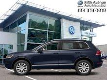 2014 Volkswagen Touareg 3.0 TDI Execline  - Certified - $240.13 B/W