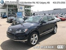 2015 Volkswagen Touareg 3.6 Execline  - Certified - $340.85 B/W