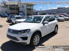 2015 Volkswagen Touareg 3.0 TDI Sportline  - Certified - $290.49 B/W