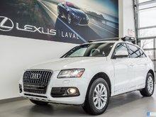 Audi Q5 2.0L Premium / Toit panoramique / Jamais Accidenté 2013