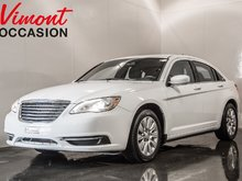 2013 Chrysler 200 LX A/C GR ELEC COMPLET MAGS