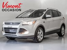 2014 Ford Escape AWD TITANIUM NAV CUIR TOIT PANORAMIQUE