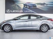 Hyundai Elantra SE SPORT / TOIT OUVRANT / CAMÉRA ARRIÈRE 2016