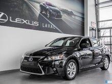 Lexus CT 200h FWD- Taux à compter de 0.9% 2016