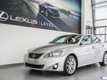 Lexus IS 250 AWD / NAVI / CUIR / CAMÉRA 2012