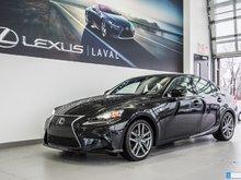 2014 Lexus IS 250 PREMIER VERSEMENT DANS 3 MOIS*