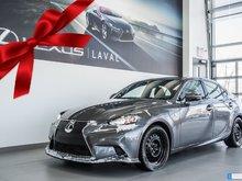 Lexus IS 250 F SPORT2 / NAVIGATION / CAMÉRA / CUIR 2014