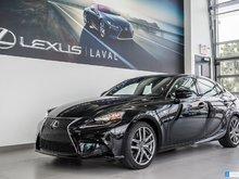 2016 Lexus IS 300 F-SPORT 3/Navigation/Cruise lazer