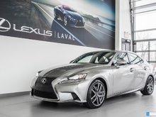 Lexus IS 300 F-Sport-NAVI-CUIR-TOIT-CAMERA 2016