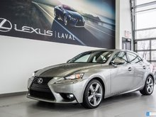 2015 Lexus IS 350 TAUX À COMPTER DE 0.9%