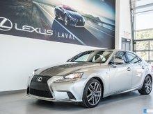 2015 Lexus IS 350 Taux à compter de 1.9%