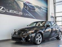 Lexus IS 350 AWD-Luxe-Navigation-Caméra 2016