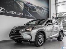 2016 Lexus NX 200t AWD **TOIT**CAMERA**SEUL 23370 KMS**