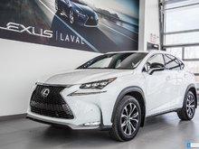 2017 Lexus NX 200t F-Sport 2 / GPS / Camera / Toit Ouvrant