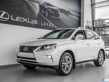 2013 Lexus RX 350 TOURING NAVIGATION