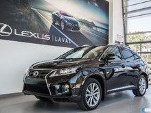 Lexus RX 350 Technologie taux a compter de 1.9% 2015