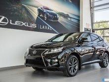 Lexus RX 350 F-Sport 2 Navigation-Vision tête haute Cuir- 2015
