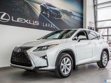 Lexus RX 350 Base-Caméra-Sièges chauffants et ventilés 2016