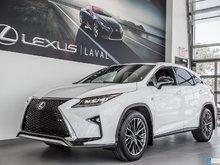 Lexus RX 350 Achat $356/2 Sem Taxe INCL $0 Cash 2016