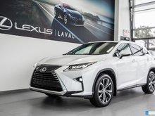 2017 Lexus RX 350 Ens Luxe-Navigation-cuir taux a compter de 1.9%