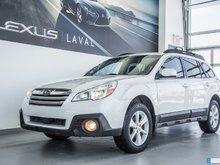 2013 Subaru Outback 2.5i AWD MAGS, SIÈGES CHAUFF.
