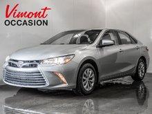 Toyota Camry LE CAMERA DE RECUL 2016