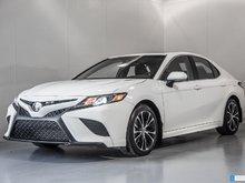 Toyota Camry SE GR B - 1200$ D'OPTIONS 2018