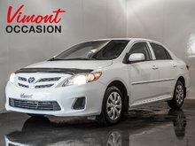 Toyota Corolla AUTOMATIQUE BLUETOOTH SIÈGE CHAUFFANT 2013