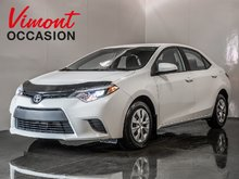 Toyota Corolla LE ECO 2014