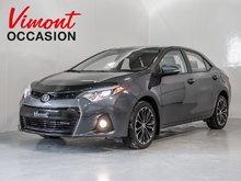 2014 Toyota Corolla S+MAGS+TOIT+CAMERA DE RECUL