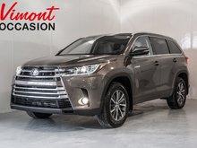 2017 Toyota Highlander hybrid XLE LIQUIDATION FAITES UN OFFRE