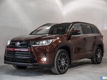 Toyota Highlander XLE GROUPE SE 2017