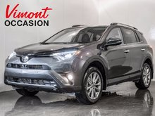 2016 Toyota RAV4 2017 LIMITED AU PRIX D'UN 2016