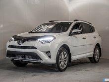 2017 Toyota RAV4 Limited PLATINUM