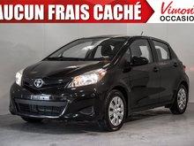 Toyota Yaris 2014+HB+LE+PORTES ELECTRIQUES+BLUETOOTH 2014