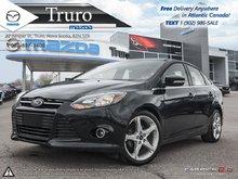 2012 Ford Focus $39/WK TAX IN!!! TITANIUM! LEATHER! AUTO!