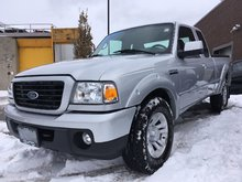 2009 Ford Ranger MANUAL TRANSMISSION!!! NO ACCIDENTS, ONE OWNER!!!