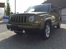2012 Jeep Patriot Limited, CRUISE CONTROL