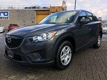 2015 Mazda CX-5 GX-MANUAL!!! NEW ARRIVAL!!!