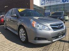 2011 Subaru Legacy 3.6R w/Limited Pkg **Bi-Weekly Payment $116.63**