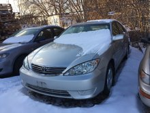 2005 Toyota Camry VEHICLE SOLD AS-IS!!! INQUIRE TODAY!!!